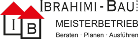 Ibrahimi Bau GmbH Logo